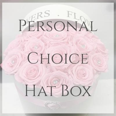 Personal Choice Hatbox